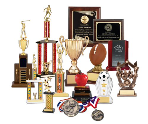 Trophies and medals air and armor for How to design a trophy